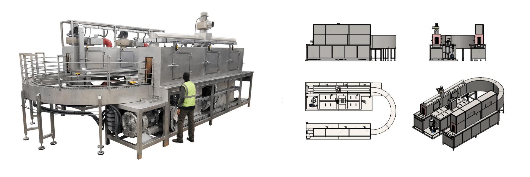 Lavadoras industriales a medida 2