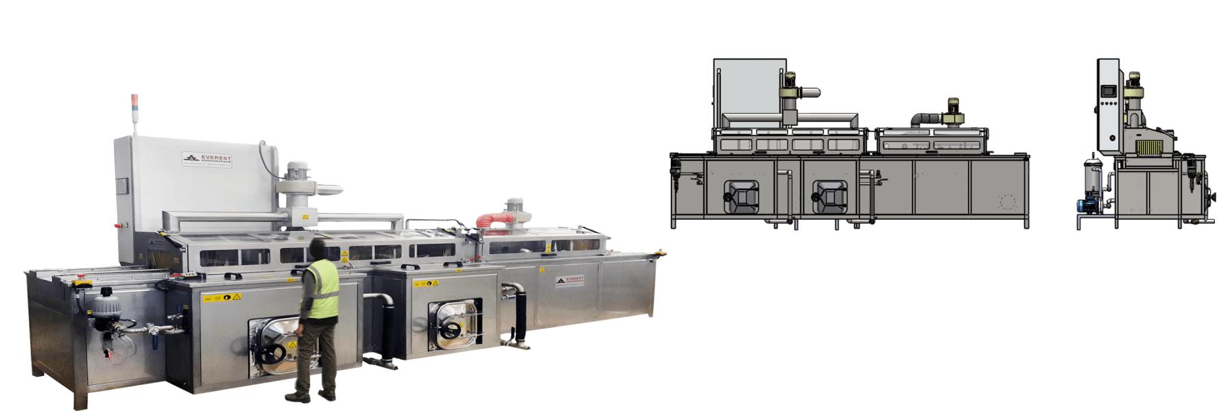 Lavadoras industriales a medida 5