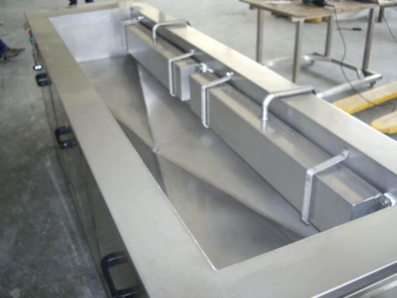 Módulos de ultrasonidos sumergibles para máquinas de limpieza - MobileClean 3