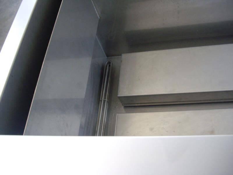 Módulos de ultrasonidos sumergibles para máquinas de limpieza - MobileClean N 2
